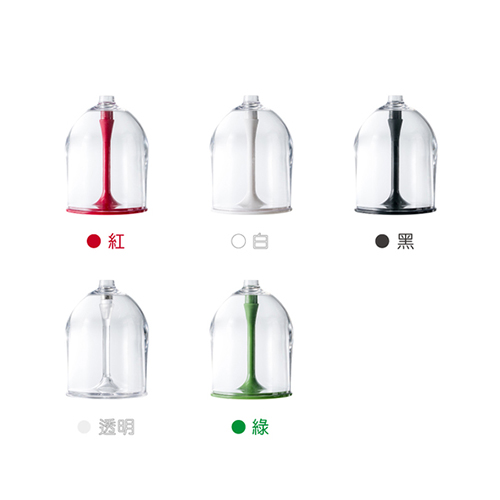 JoyRuby|攜帶式摺疊紅酒杯四入組-附硬殼 (紅*2+綠*2)