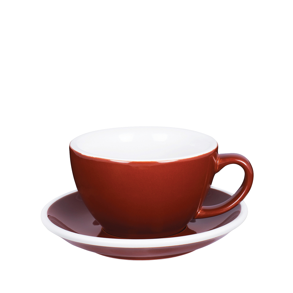 紐西蘭Acme & Co.|圓弧形拿鐵咖啡杯組 - 280ml 咖啡