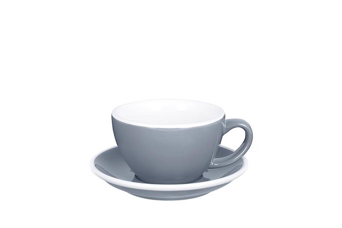 (複製)紐西蘭Acme & Co. 圓弧形拿鐵咖啡杯組 - 280ml 黑