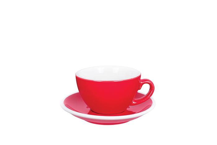 (複製)(複製)紐西蘭Acme & Co.|圓弧形卡布奇諾咖啡杯組 - 190ml 灰
