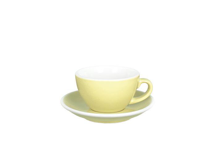(複製)紐西蘭Acme & Co.|圓弧形卡布奇諾咖啡杯組 - 190ml 灰