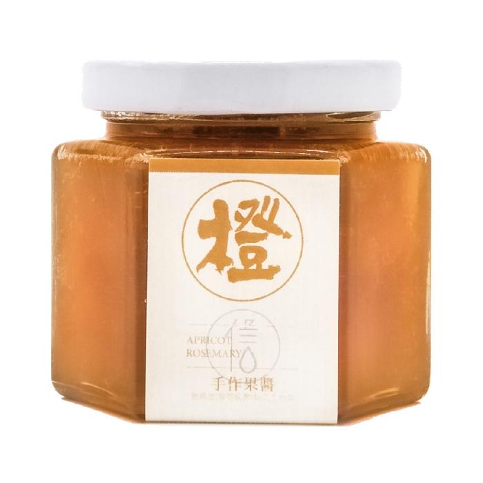 信果汁|頂級手工果醬-虹系列 6入130ml|台灣第一瓶藍色果醬