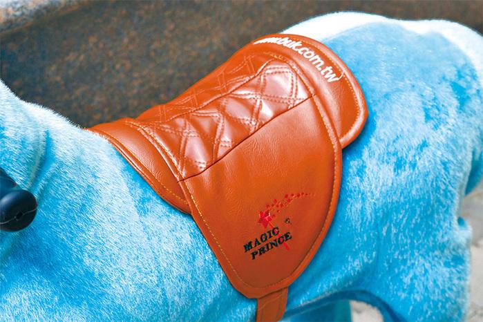 澳洲 Magic Prince│騎馬機-Dino Blue藍色恐龍(藍迪)