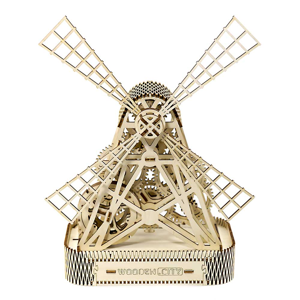 WOODEN.CITY|Mill風車
