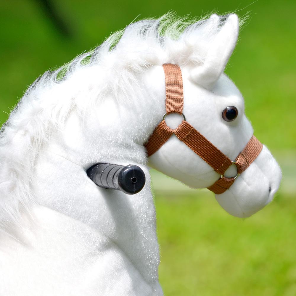 澳洲 Magic Prince│騎馬機-White Horse白馬王子(白帥帥)