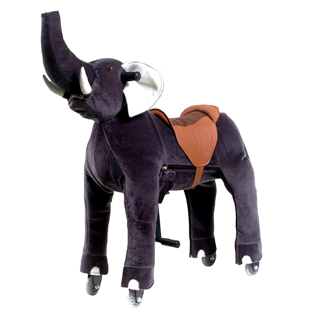 澳洲 Magic Prince│騎馬機-Elephant Gray長鼻小灰象