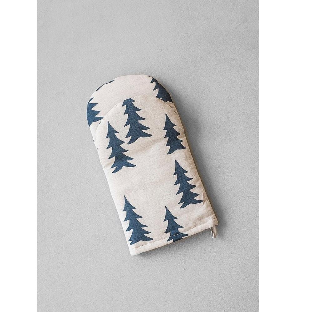Fine Little Day|北歐風設計師款 – 烤箱手套OVEN GLOVE GRAN, MIDNIGHT BLUE