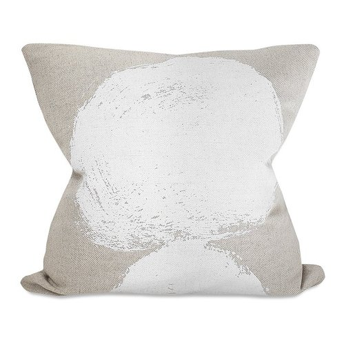 Fine Little Day|北歐風設計師款 – 抱枕套VOLCANO CUSHION COVER, WHITE