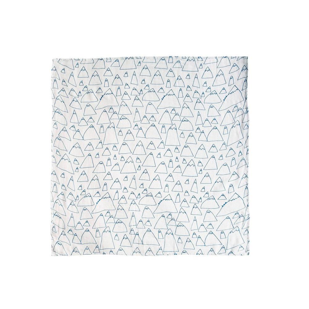 Fine Little Day|有機棉紗布包巾(山嵐) – MOUNTAIN MUSLIN BLANKET