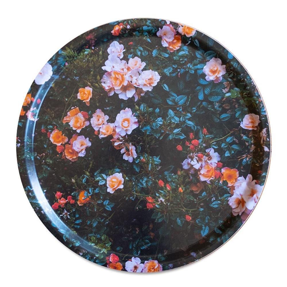Fine Little Day 圓型托盤-ROSE TRAY (38cm)
