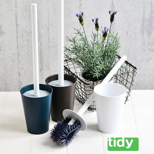 tidy|日本抗菌馬桶刷組(三色可選)