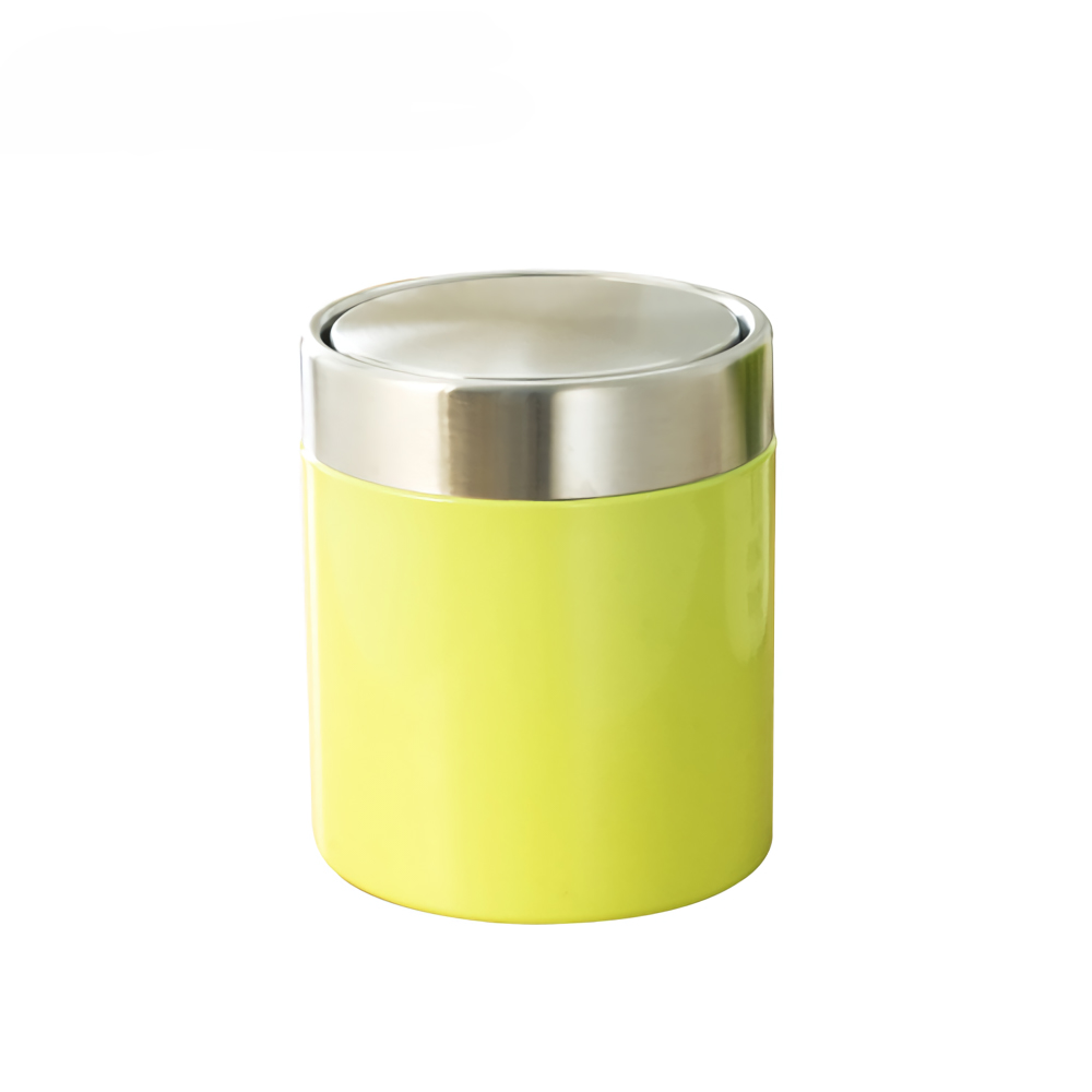 EKO 方迪桌面垃圾桶-1.5L (三色可選)