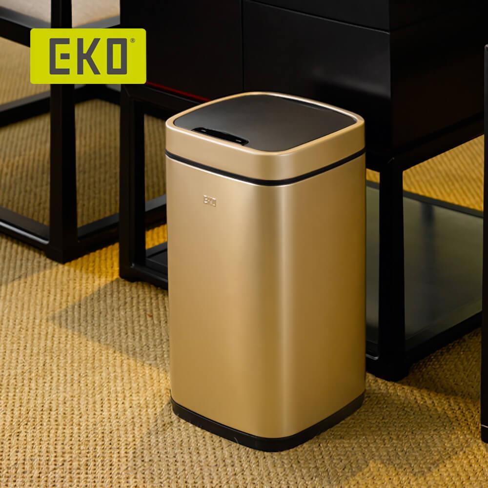 EKO 臻美自動感應垃圾桶 9L