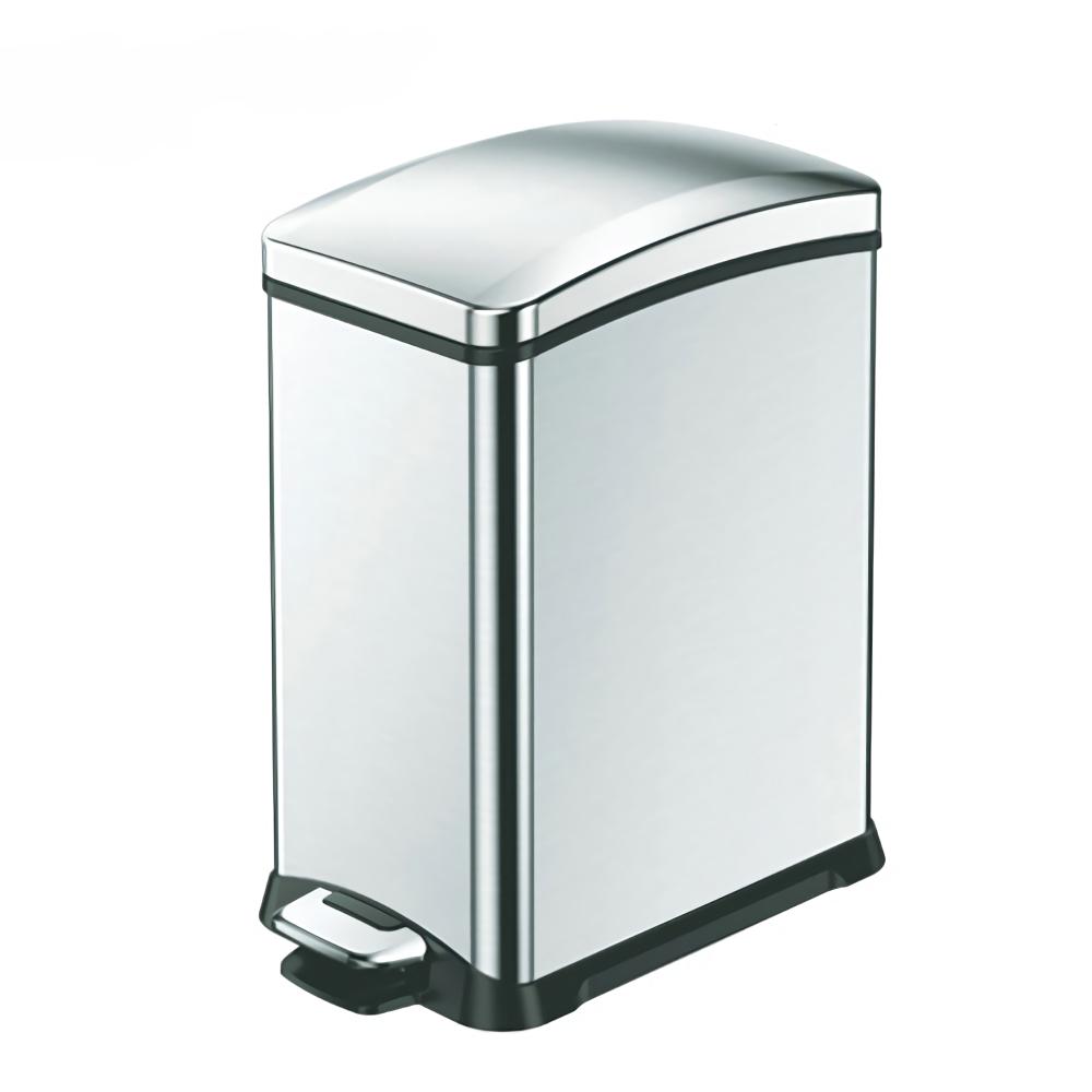 EKO 樂活靜音垃圾桶 15L