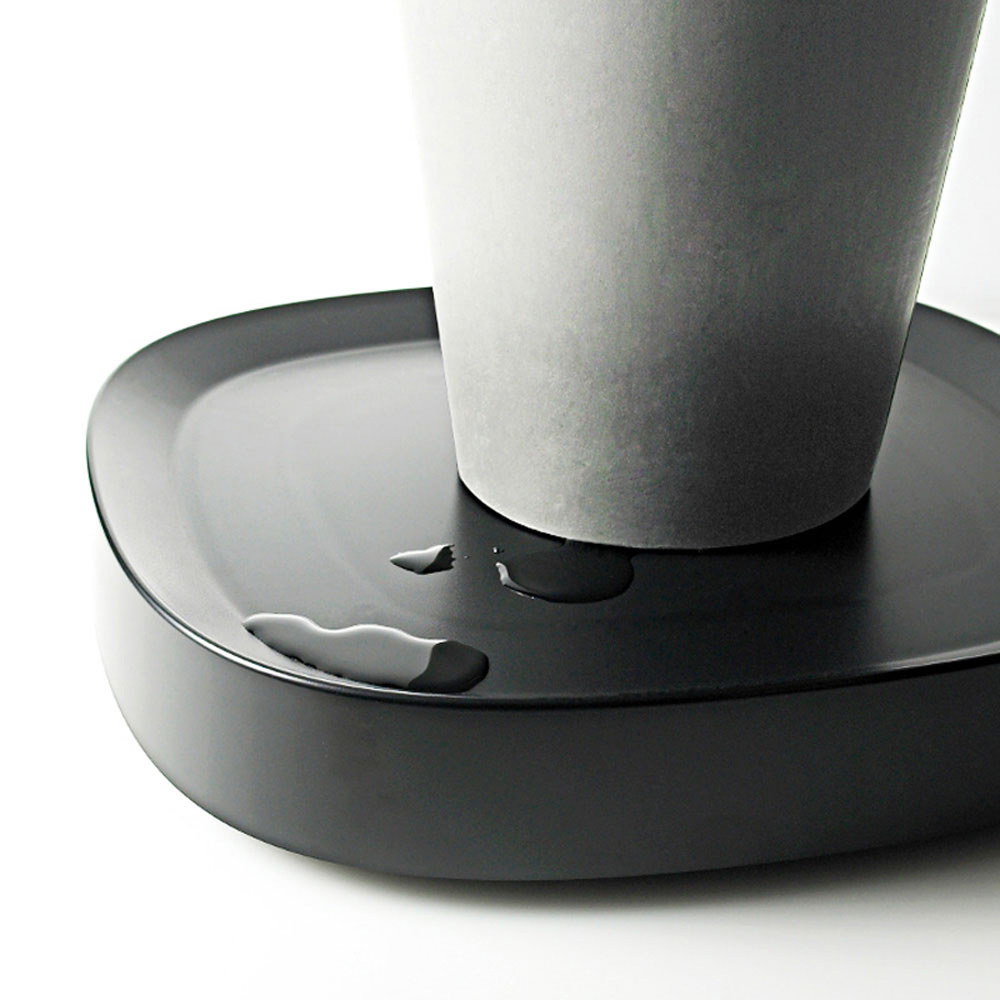 tidy 可移動盆栽托盤 ( 黑色 / 大 )
