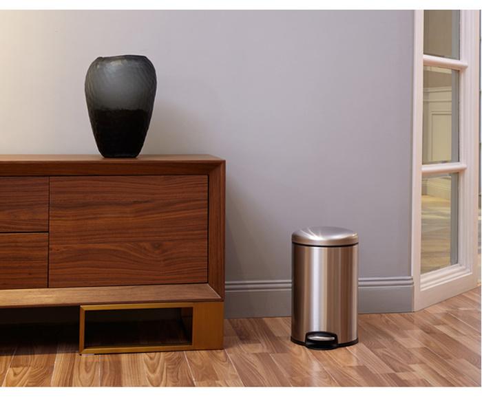 (複製)EKO|樂活靜音垃圾桶 15L