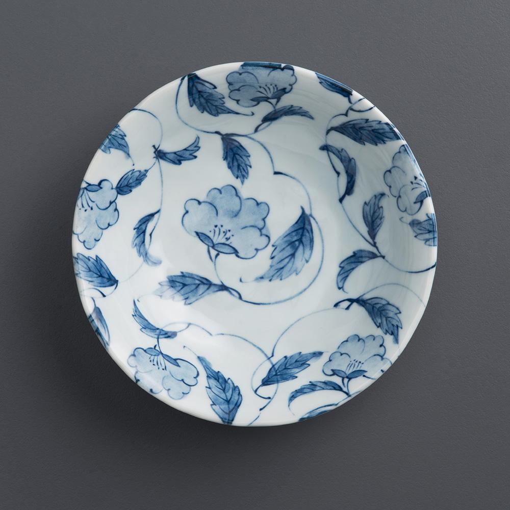 西海陶器 波佐見燒 職人手繪系列 五件式餐盤