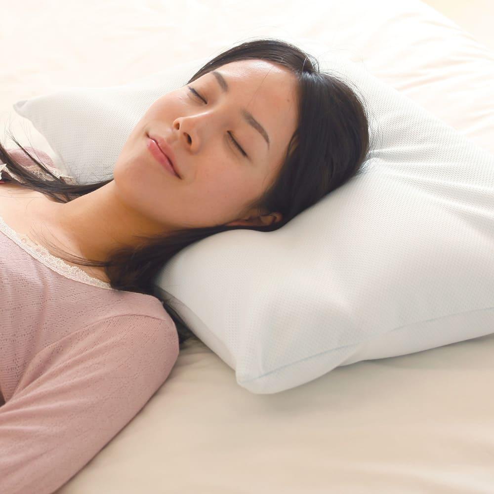 王樣 王樣的呼吸枕(睡意藍)