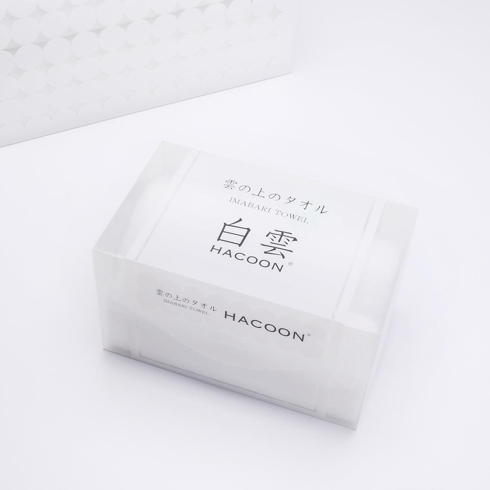 白雲HACOON|今治雲上毛巾 超值兩件組(珍珠紫)