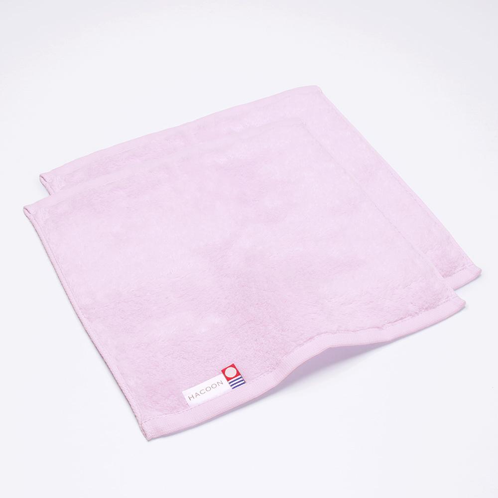 白雲HACOON|今治雲上方巾 超值兩件組(珍珠紫)