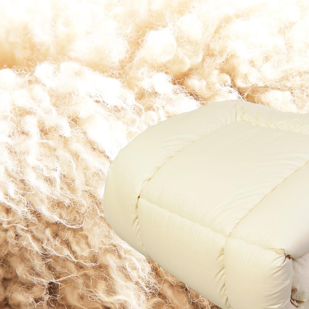 OFUTON KOBO日本布團工房|雙人羊毛冬被