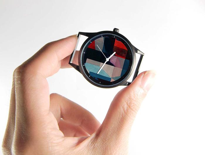 (複製)WenTi|插畫X手錶─休閒時光(9pm)