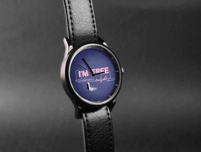 (複製)WenTi|插畫X手錶─調色盤(Palette#2)