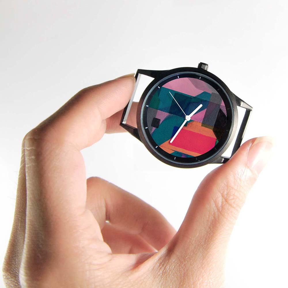 WenTi|插畫X手錶─調色盤(Palette#2)