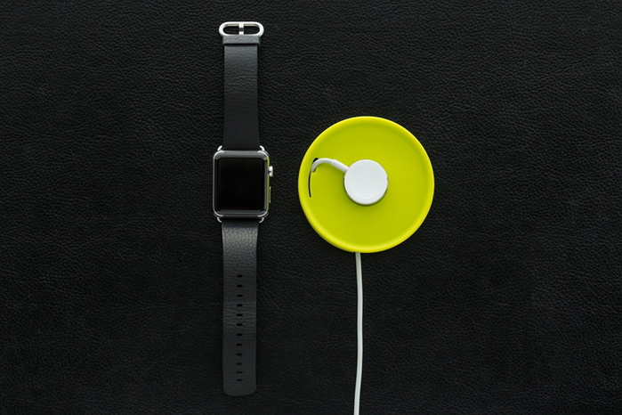 Bluelounge | APPLE WATCH Kosta充電用底座 (深灰色)