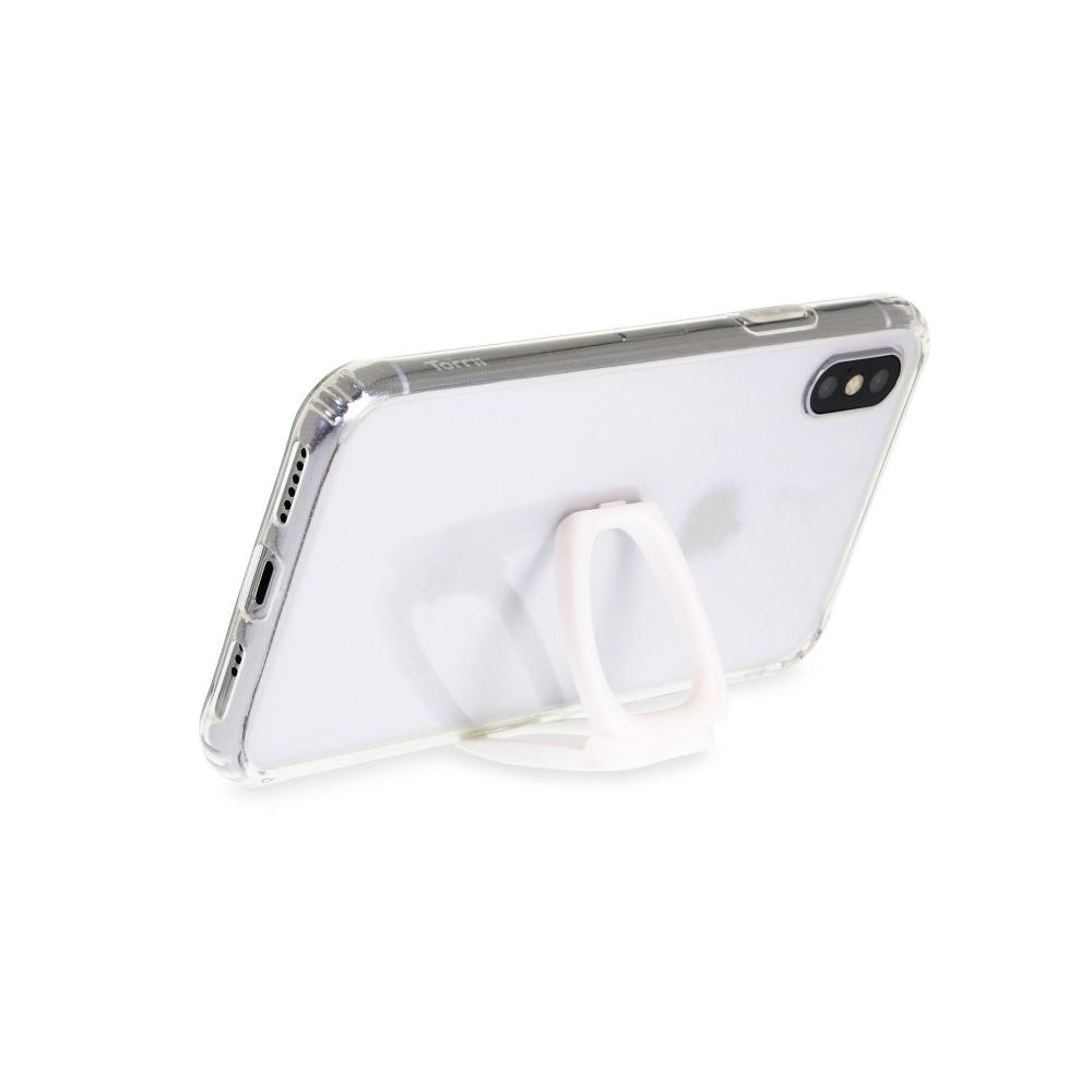 Torrii│iPhone Xs 9H玻璃氣囊保護殼