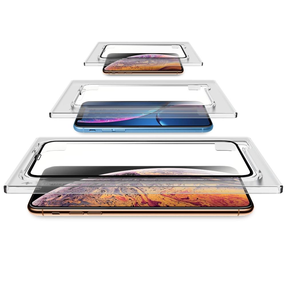 Torrii│iPhone滿版快速玻璃保護貼+無線充電板(Bolt)