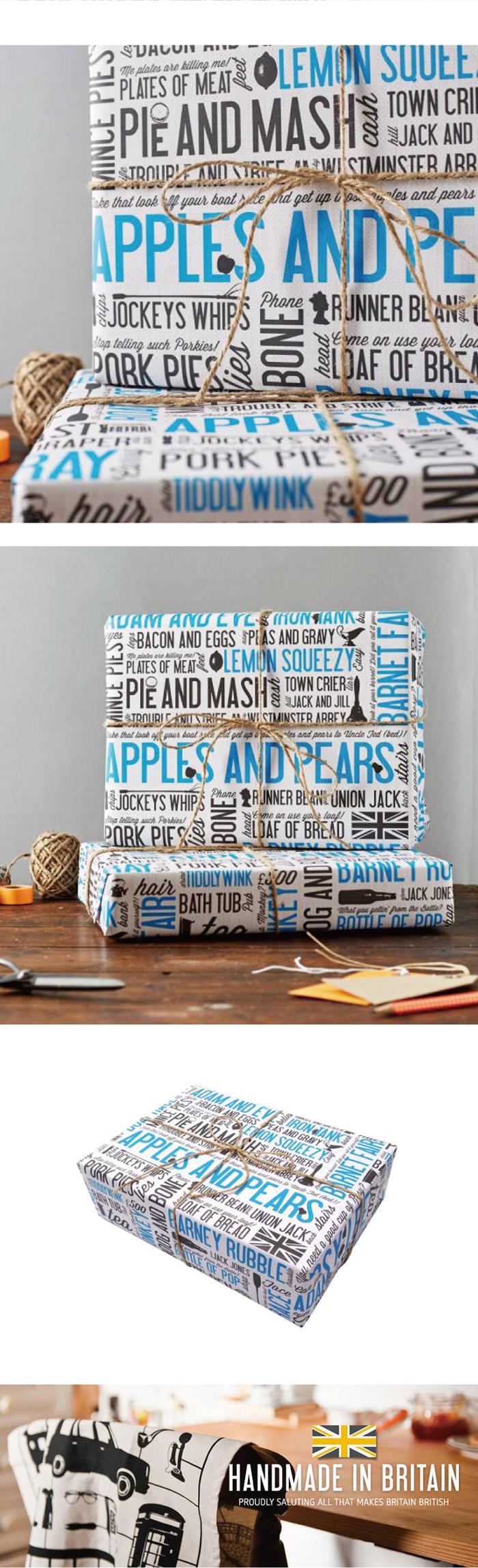 英國蛋|包裝紙 東倫敦俚語