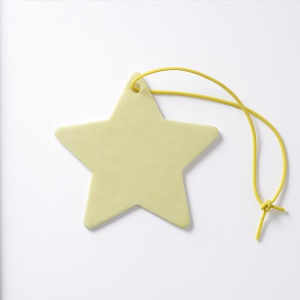 Scentlab 香氛實驗室|星星香氛吊飾 (英國梨與小蒼蘭)