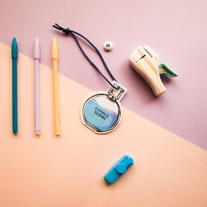 Scentlab 香氛實驗室|香水No.6香氛吊飾 (英國梨與小蒼蘭)