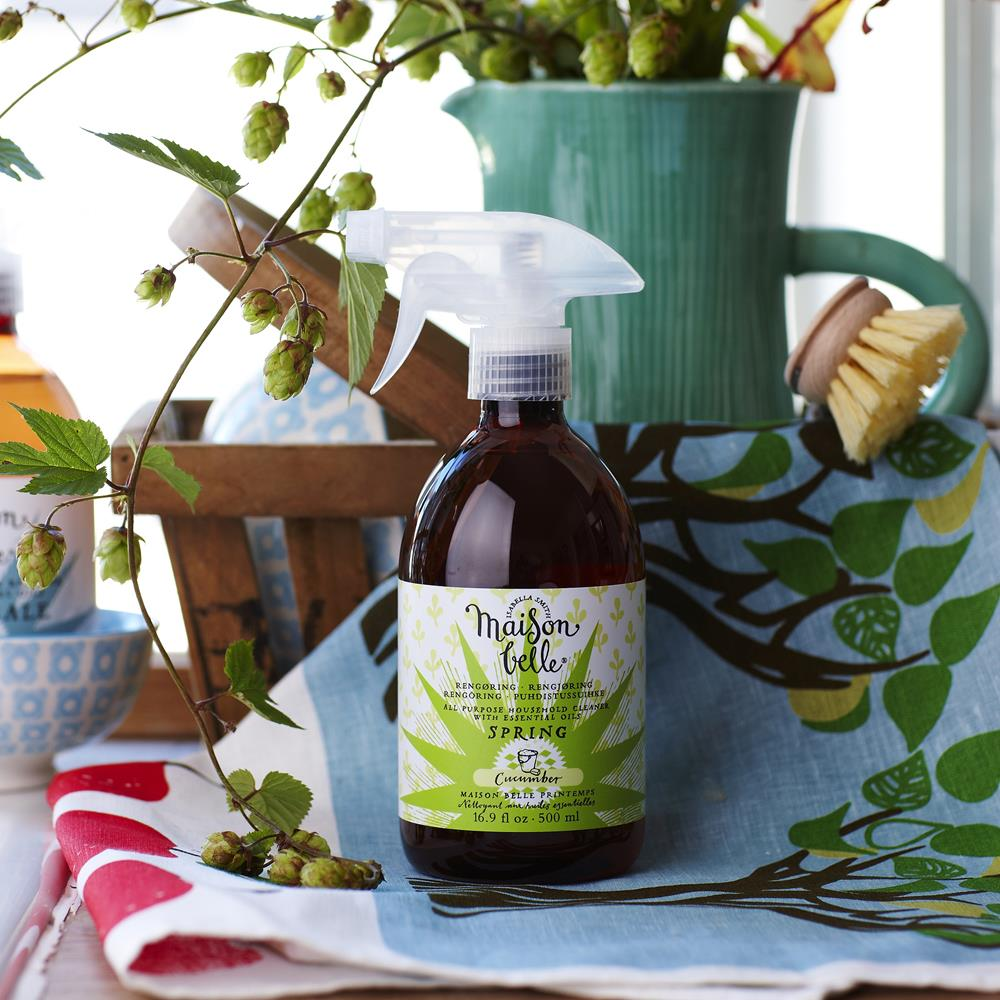 美生貝樂 Maison Belle 植萃精油清泉多功能清潔劑