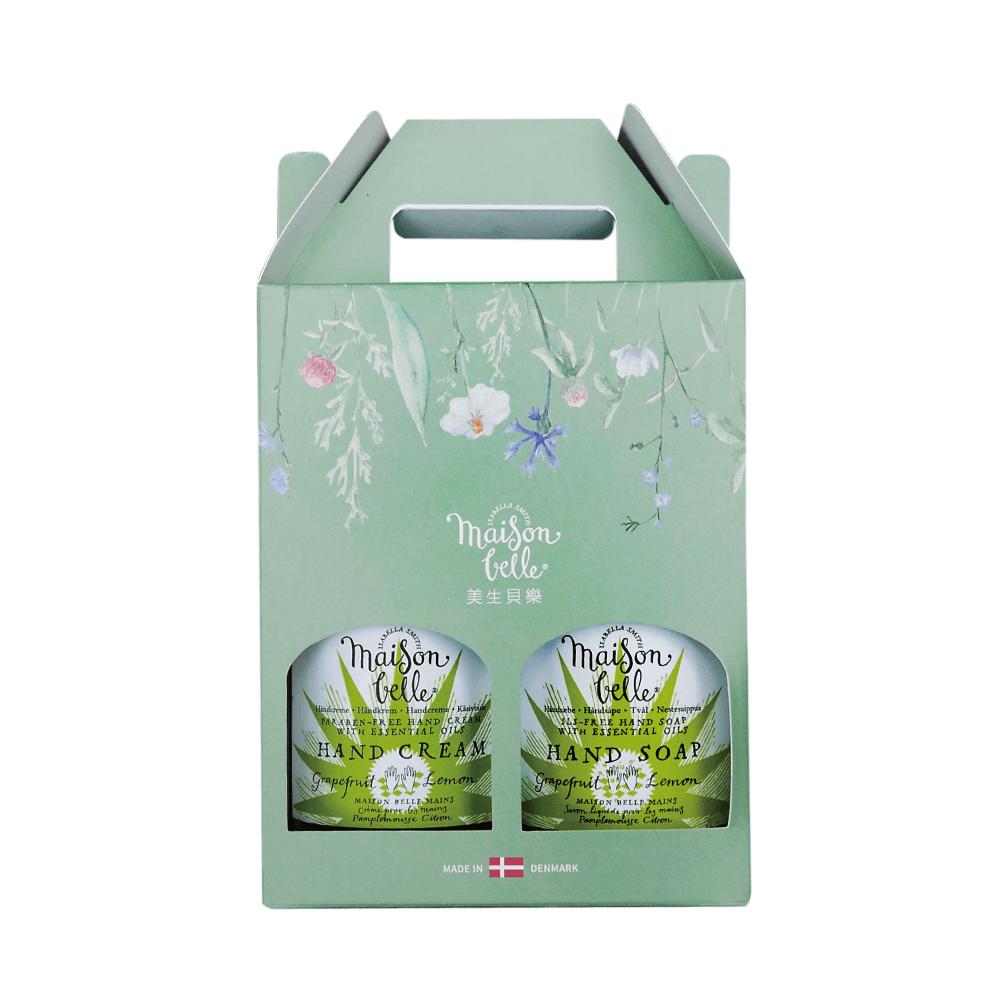美生貝樂 Maison Belle|洗護手禮盒組