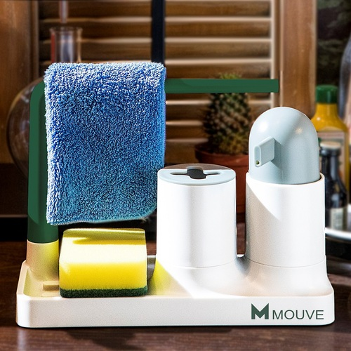 MOUVE|大嘴鳥清潔置物組