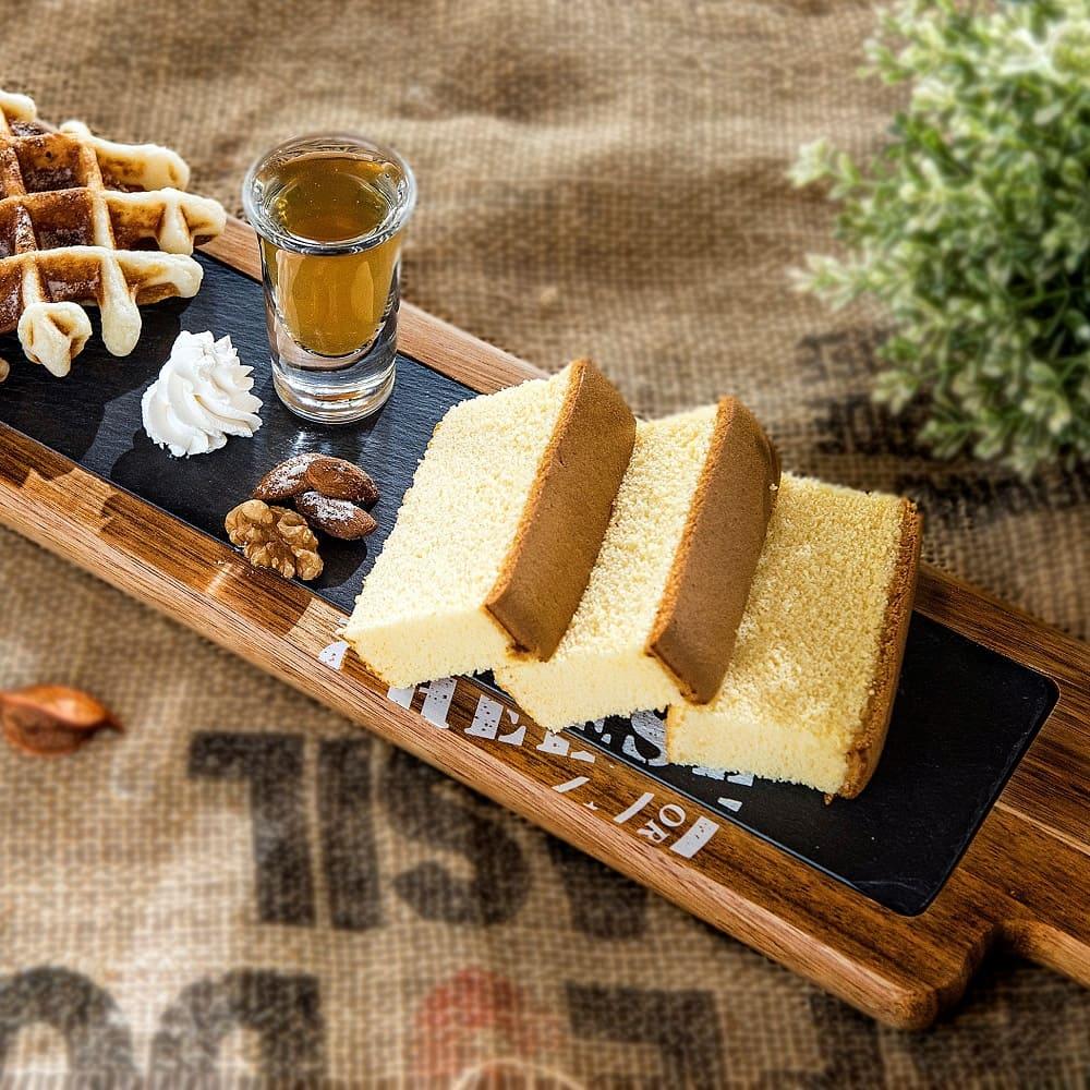 MOUVE|巴黎食堂板岩熟食盤