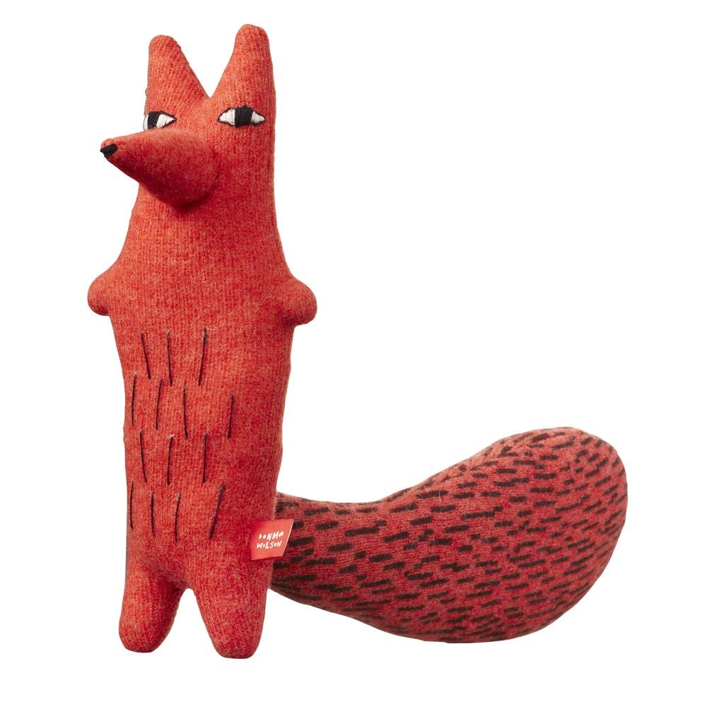 Donna Wilson|手工針織羊毛娃-松鼠狐Cyril