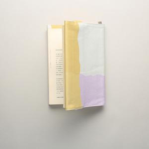 減簡手制JainJain|書衣/防水漆 黃紫