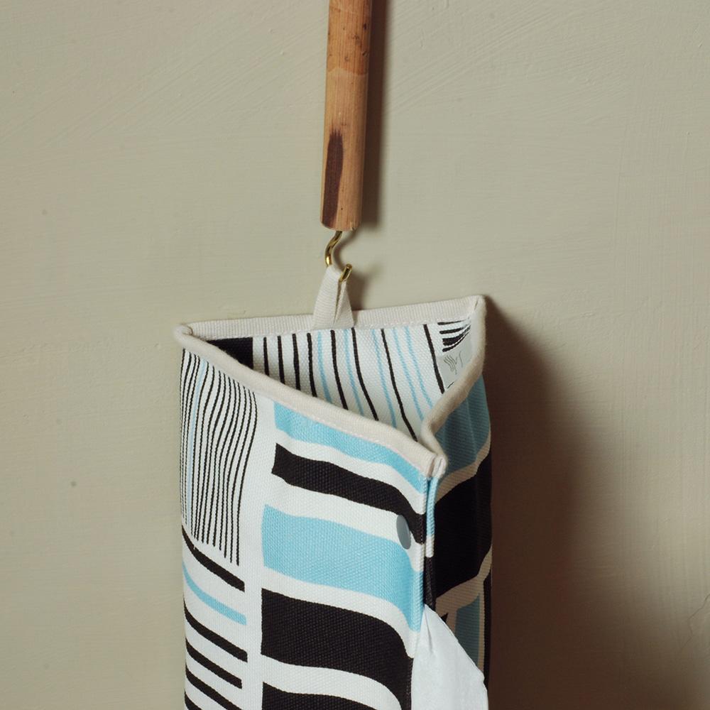 減簡手制JainJain|面紙套/鐵皮屋 咖藍