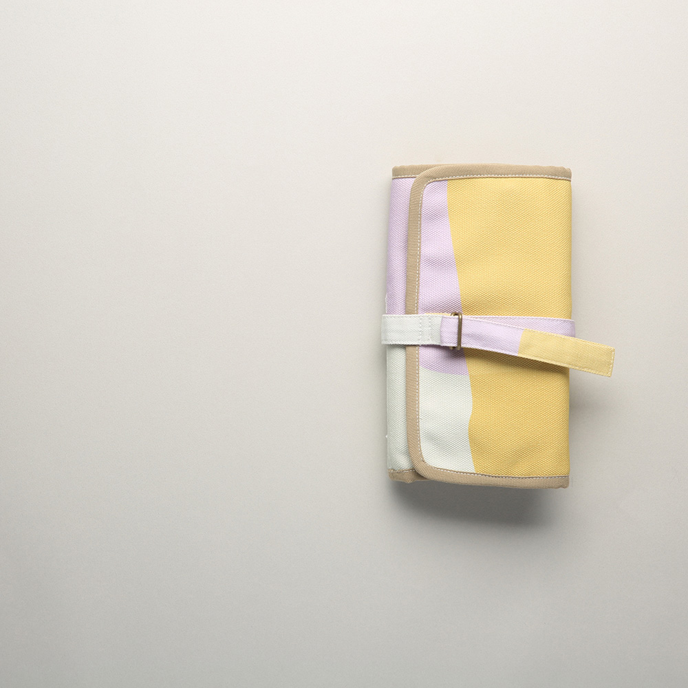 減簡手制JainJain|工具包/防水漆 黃紫