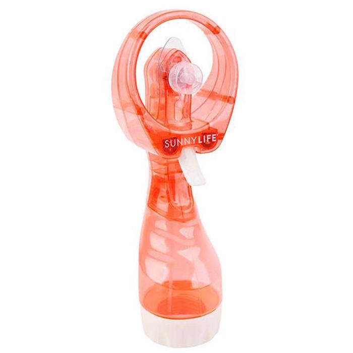 SUNNYLIFE Water Misting Fan Hot Coral 珊瑚色水霧風扇