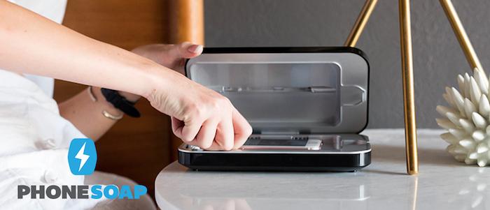 【集購】PHONESOAP 3 | 紫外線殺菌充電盒