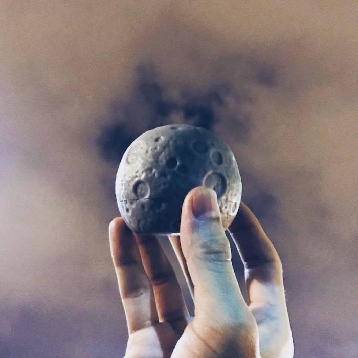 (複製)THE DAYDREAMER STUDIO | Rocket Spoon & Fork 帶我上月球餐具組