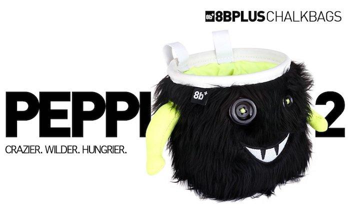 (複製)8BPLUS|小怪獸運動腰包 - SEPP 賽普