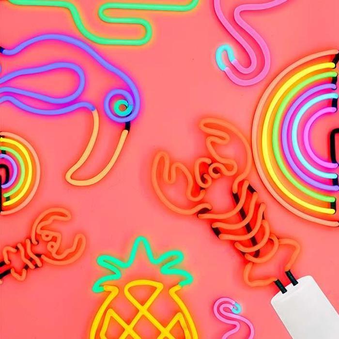 (複製)SHARKTANK-SUNNYLIFE 冰淇淋霓虹燈-小