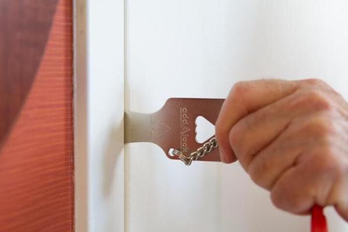 ADDALOCK| The Portable Door Lock 攜帶型防盜門鎖