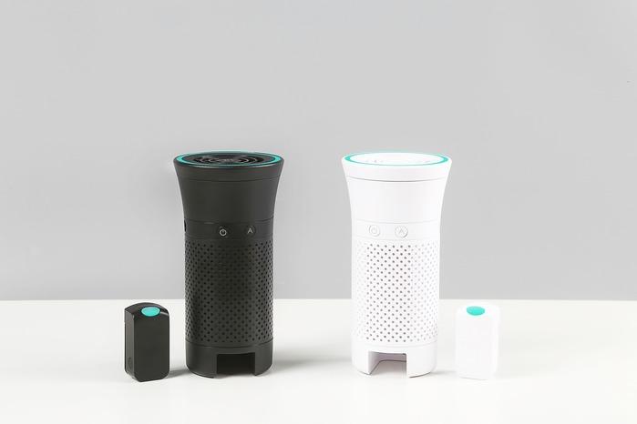 Wynd Plus 智能個人空氣淨化器