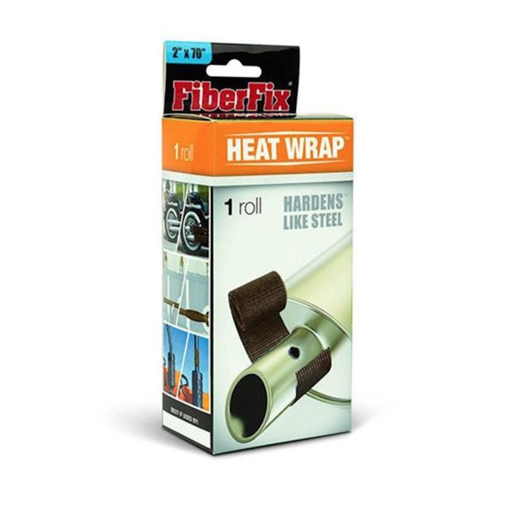 FIBERFILL | 2 Inch Heat Wrap 鋼鐵纖維耐熱膠帶 5cm (寬)